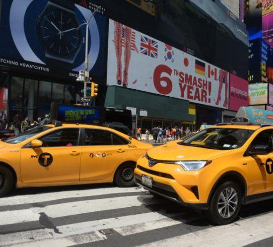 taxichauffeurs